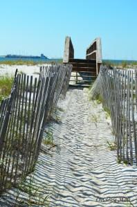 beachrailing
