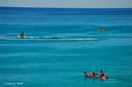 kayaks jetski